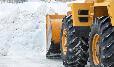 Master Paving - Snow Removal